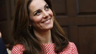 De szép ruhája van Kate Middletonnak