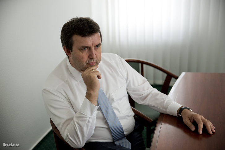 Palkovics László