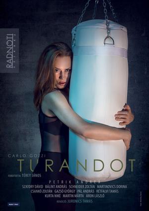 Petrik Andrea - Turandot