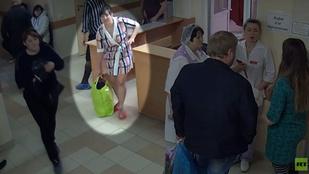 Bevásárlótáskában lopott el egy újszülöttet egy orosz nő