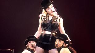 Madonna ámokfutása tovább folytatódik