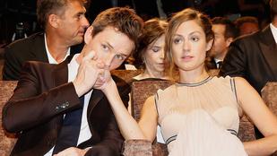 Ha nem lenne a felesége, Eddie Redmayne pocsékül öltözne