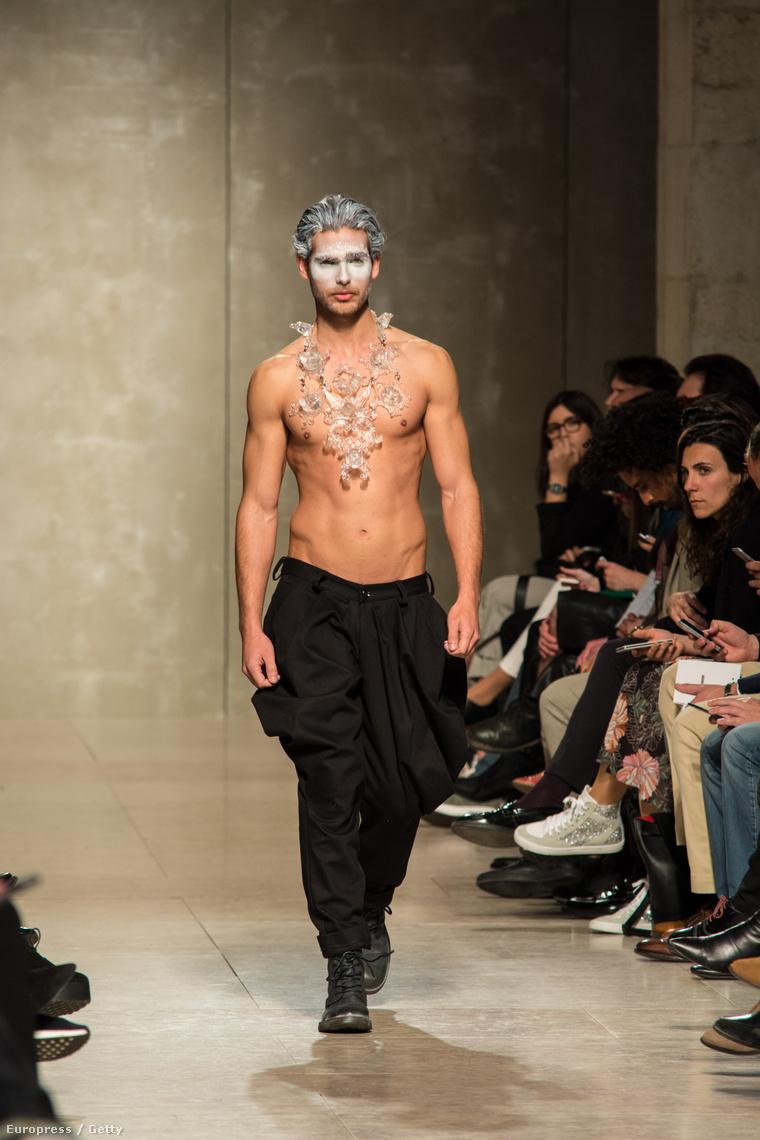 Valentim Quaresma divatbemutatója