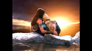 Xena és Gabrielle szerelme végre beteljesedhet!