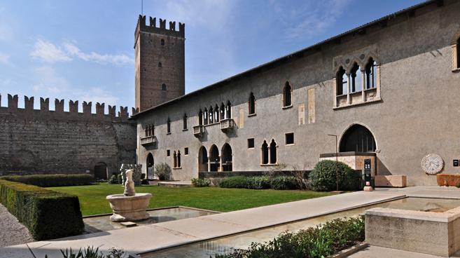Castelvecchio múzeum, Verona