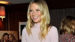 Gwyneth Paltrow fájdalmasan szűk ruhában partizott