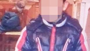 Előkerült a 10 éves újpesti kisfiú