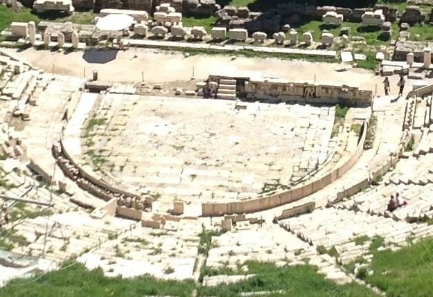 Dionüszosz-templom, Athén