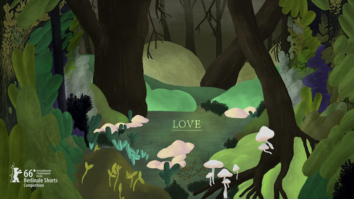 Bucsi Réka filmje, a Love.