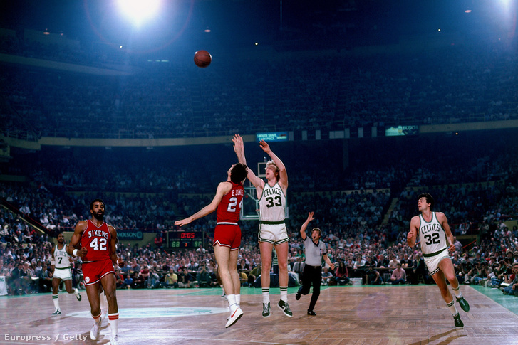 Larry Bird.