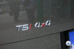 Nem 1,4-es, hanem 1,8-as az erősebbik TSI. Az alapmodell viszont 1,2 literes