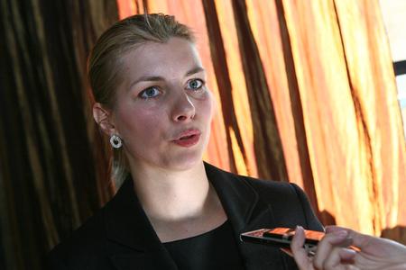 Tóth Bori, a tervező