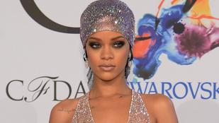 Rihanna csak ezt a tangát bánta meg