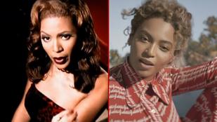 A popsztárok rengeteget változtak az első klipjük óta