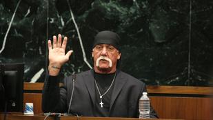 115 millióval jön ki Hulk Hogan abból, hogy szexelt a barátja nőjével