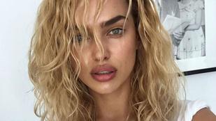 Irina Shaykból új nő lett új hajszíne miatt