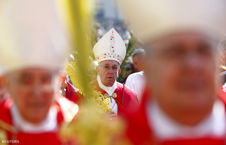 2016-03-20T103846Z 753170770 GF10000352738 RTRMADP 3 POPE-PALMSU