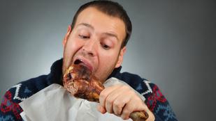 Az ember, aki annyira gusztának találta magát, hogy megkóstolta a saját húsát