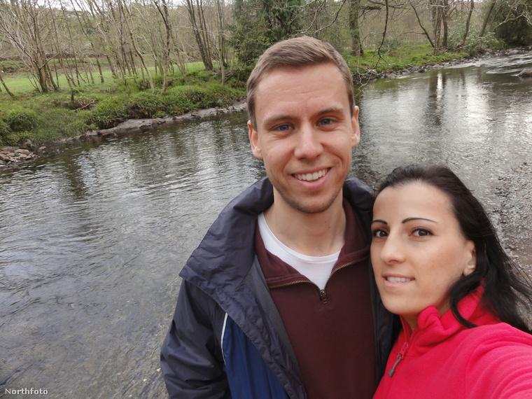 Martin Rolfe és Fatima Turk