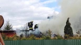 Elég hálás lehet egy pestszentlőrinci család a tűzoltóknak