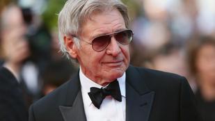 Azt hittük, Harrison Ford már nem lehet jobb fej. Tévedtünk!