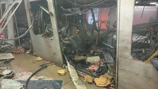 Ez történt ma: a brüsszeli terror képekben