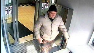Sikertelen bankrablót keres a rendőrség