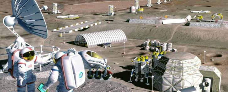 Moonbase NASA 1024