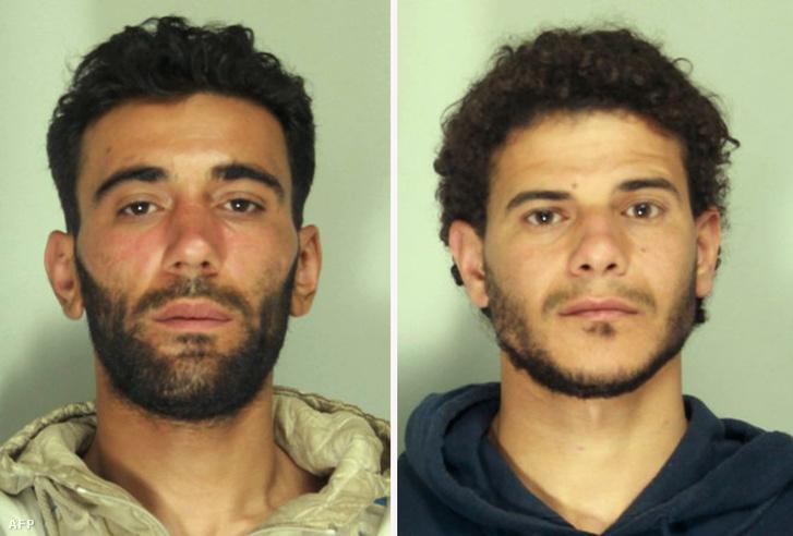 Mohammed Ali Malek és Mahmúd Bikhit