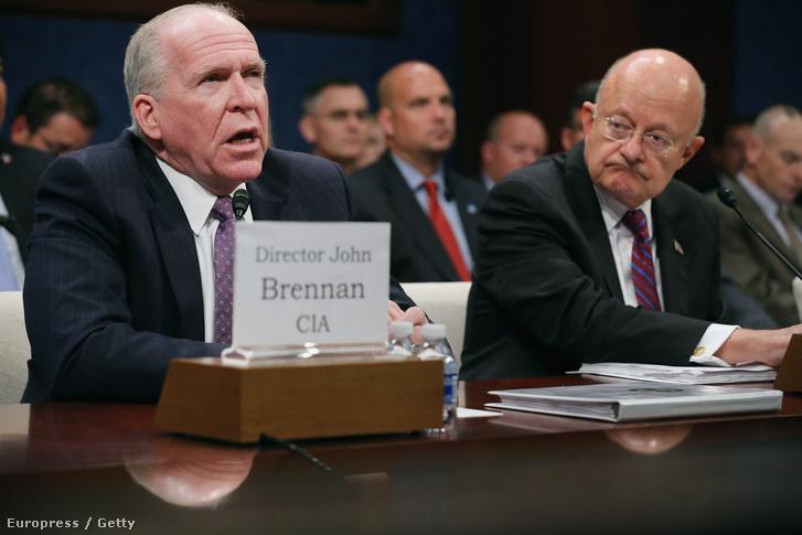 John Brennan, CIA igazgató.