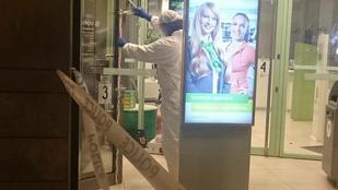 Kiraboltak egy bankot a Blaha Lujza téren
