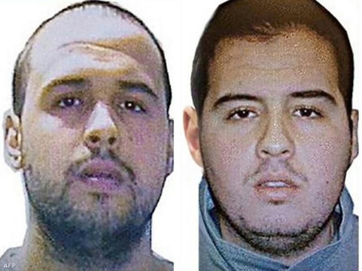 Khalid és Ibrahim el-Bakraoui