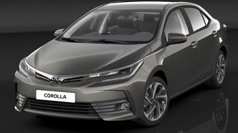 Óriási visszahívást hirdet a Toyota