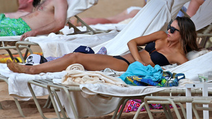 Semmi okunk eltitkolni Jessica Alba bikinis fotóit