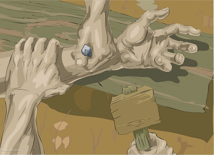 stockfresh 346128 crucifixion-illustration sizeM