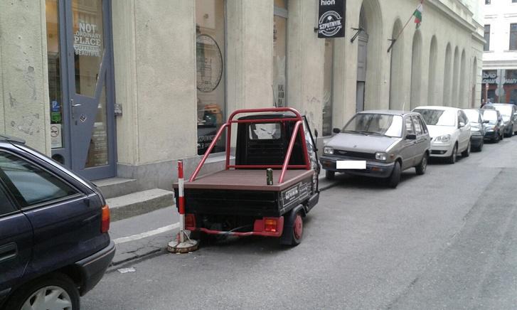 Dobó Géza/Urbanista