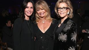 Kitalálja, hány évesek ezek a színésznők?