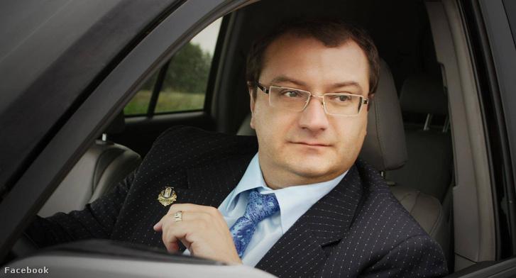 Jurijl Grabovszkij.