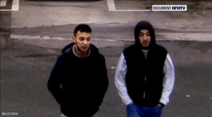 Salah Abdeslam és Hamza Attou