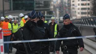 Megint robbantottak Brüsszelben