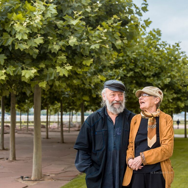 Anatolij Vasziljev és Törőcsik Mari