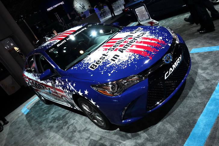 Amerika legnépszerűbb autója