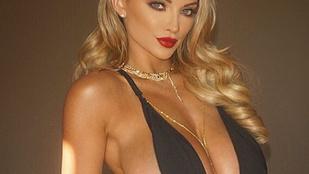 Egy Playboy-modell elárulja, miért nehéz az óriásmellű nők élete