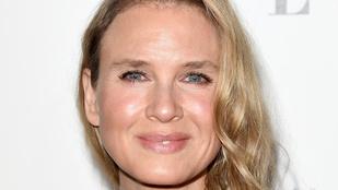 Renée Zellwegert nem érdekli, ha beszólnak a külsejére