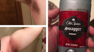 Brutál égési sérülésre panaszkodnak az Old Spice használói