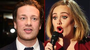 Adele elküdte a sunyiba Jamie Olivert