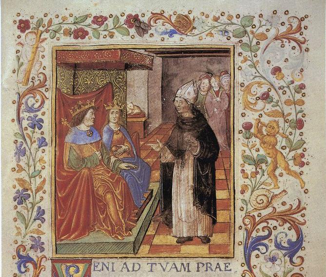 Beatrix még Mátyás oldalán