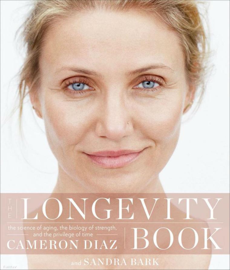 Diaz második könyve kapcsán szakértett az öregedés témakörében