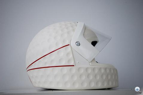 A legendás golflabda: a felületi gödröcskék létjogosultságát szélcsatornás kísérletek igazolták - ha ma is lenne ilyen bukó, megvenném