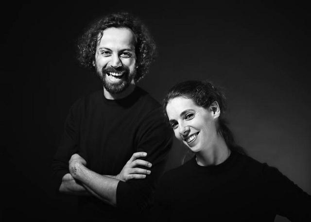 Guy Nader és Maria Campos